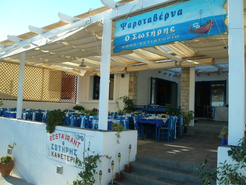 KYTHIRA: SOTIRIS BAROUS