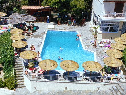 ΑΙΓΙΝΑ: HOTEL MAGDA