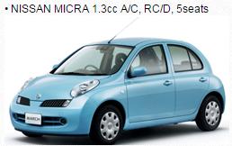 KYTHIRA: ANNA RENT A CAR