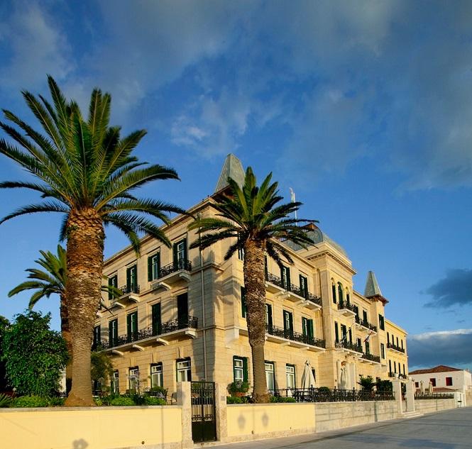 ΣΠΕΤΣΕΣ: POSEIDONION GRAND HOTEL