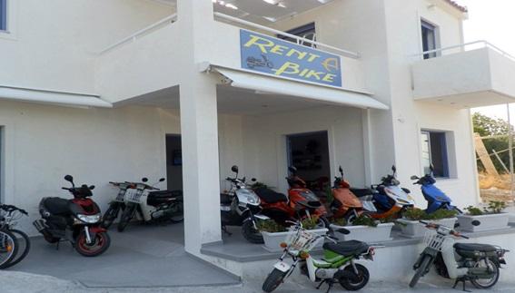 ΑΓΚΙΣΤΡΙ: Logothetis rent-a-bike